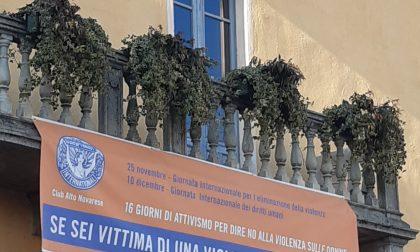 Anche Cureggio si schiera contro la violenza sulle donne