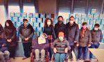 A Borgomanero il Lions Club Borgomanero Host ha donato 150 panettoni al Ciss