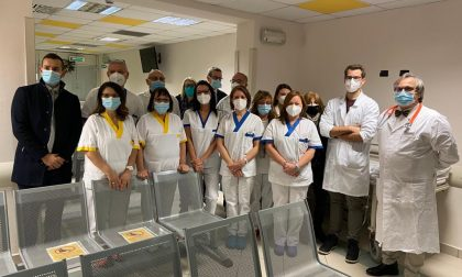Riprendono i vaccini agli operatori dell'ospedale