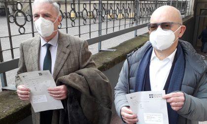 A Novara questa mattina i primi vaccini anti-Covid 19