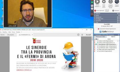 Arona Istituto Fermi: 800mila euro per la messa in sicurezza