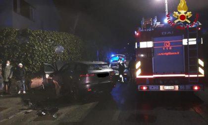 Incidente a Castelletto: coinvolte tre auto