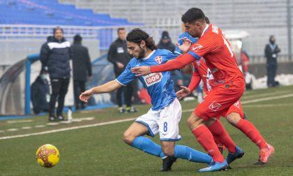 Per il Novara calcio solo un pari contro la Pro Patria