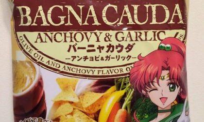 Tortillas alla Bagna Cauda? Giapponesi, non esagerate!