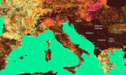 Provincia di Novara: in 50 anni le temperature si sono alzate di ben 2.4 gradi