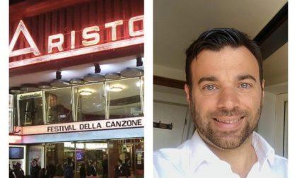 """Vicesindaco di Biella: """"Se l'Ariston riapre, io riapro"""""""
