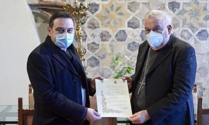 Canelli ringrazia il Vescovo per quanto ha fatto nel corso della pandemia