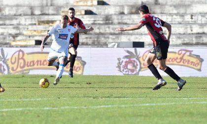 Il Novara calcio a Lucca torna alla vittoria