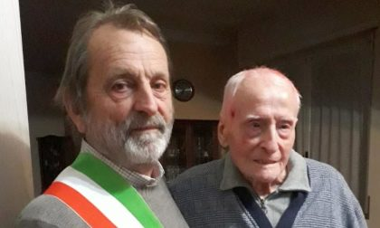 Nini Nobili, 109 anni, è il secondo uomo più longevo d'Italia