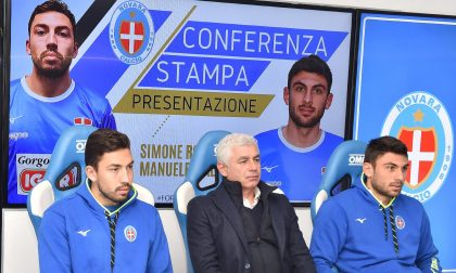 Novara Calcio: Rossetti e Malotti mettono il derby nel mirino