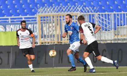 Il Novara Calcio saluta Zigoni: va al Mantova