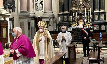 """Patronale San Gaudenzio, il Vescovo: """"E' tempo di rinascita"""""""