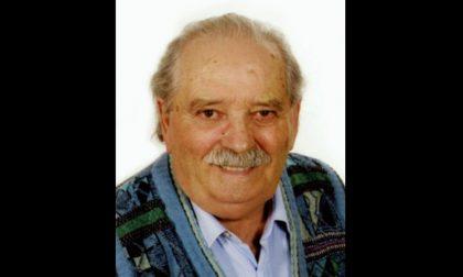 Cordoglio a Gattico per la scomparsa di Angelo Zonca