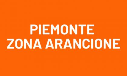 Piemonte di nuovo in zona arancione