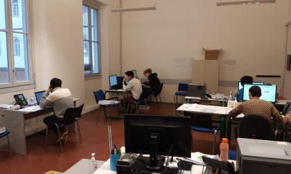 Laureandi in medicina: iniziata l'attività a supporto dell'Asl di Novara
