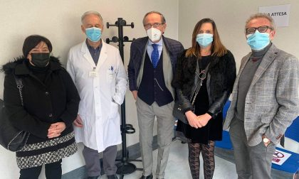 Vaccine Day Over 80 anche a Trecate