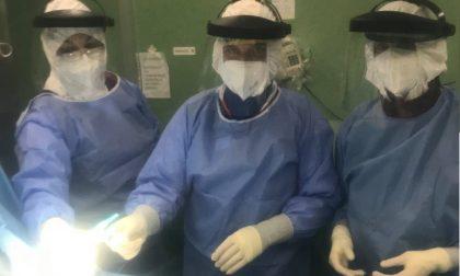 Ospedale Borgomanero: messo pace maker su paziente Covid con polmonite interstiziale
