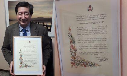 Novaresi dell'Anno: onorificenza per l'Ordine dei Medici