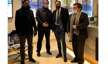 """Cirio in visita al Distretto Turistico dei Laghi: """"Porre basi per ripartenza"""""""