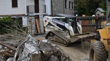 Alluvione di ottobre: 7,5 milioni di euro per i privati