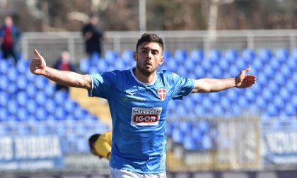 Per il Novara calcio solo un punto contro il Livorno