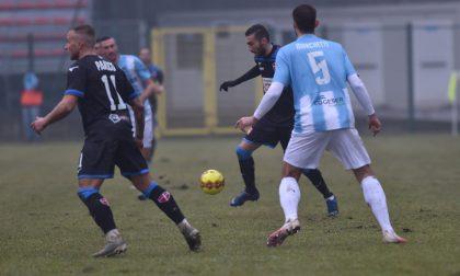 Per il Novara calcio Gorgonzola amara