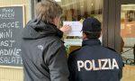 La polizia chiude per 7 giorni il Green bar di Novara