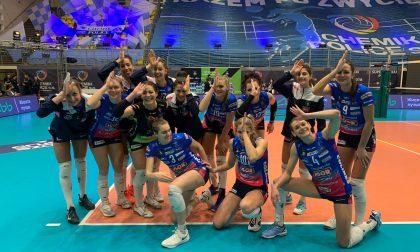 Igor Volley: vittoria fondamentale in Champions League