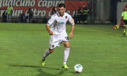 Il Novara Calcio chiude il mercato con l'attaccante Moreo