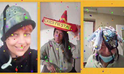 Ecco il video di Carnevale dei cappelli colorati di Amicigio!