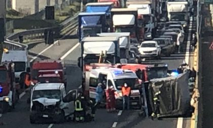 Gravissimo incidente sulla A4: attenzione per chi viaggia verso Milano