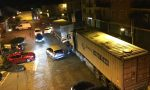 Dopo l'incidente in A26 i tir dirottati in paese scatenano la reazione del sindaco di Massino Visconti