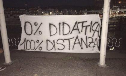 """Nuova protesta degli studenti del Fermi: """"La Dad non è la soluzione"""""""