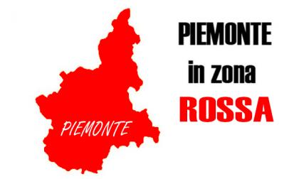 Piemonte rosso fino al 12 aprile: le ipotesi