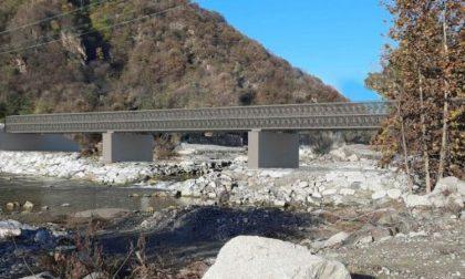Ponte Romagnano: 156 metri di acciaio per collegare le due sponde del Sesia