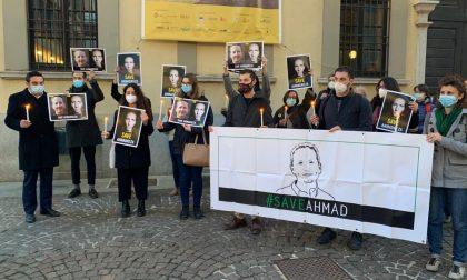 Sit-In a Novara per salvare Ahmad Djalali
