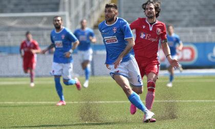 Il Novara calcio fra crollare il muro del Grosseto all'ultimo minuto