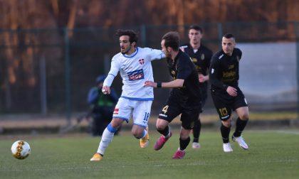 Un'ingenuità costa la sconfitta al Novara calcio