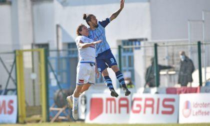 Per il Novara calcio un buon punto contro l'Albinoleffe