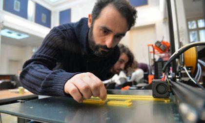 Stampanti 3D nell'unità spinale di Novara: al via il nuovo progetto di Hackability