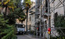Verbania: al via i lavori sul tetto di Villa Olimpia