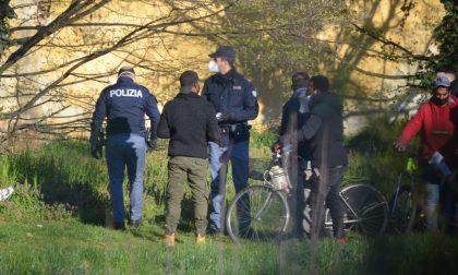 Canale Quintino Sella: 50 identificati, stavano spacciando