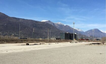 CargoBeamer acquista lo scalo ferroviario di Domo2