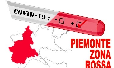 Per il Piemonte resta uno scenario da zona rossa: l'indice Rt scende sotto quota 1, ma l'incidenza dei casi è troppo alta