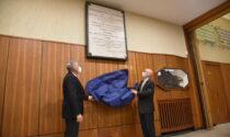 L'aula magna del Maggiore intitolata a Enrico Bottini