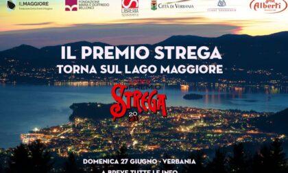 Il Premio Strega torna a Verbania
