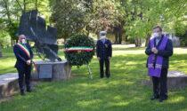 Borgomanero: per il 25 aprile l'orazione del sindaco online dal Parco della Resistenza