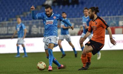 Un Novara calcio dai due volti batte la Pistoiese e si regala la salvezza