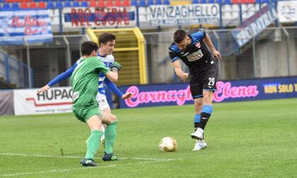 Il Novara calcio espugna Busto Arsizio