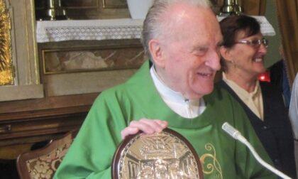 Cordoglio a Borgomanero per la morte di don Giovanni Galli prevosto della città per 24 anni
